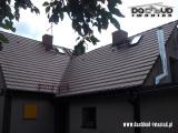 Gliwice - dachówka karpiówka