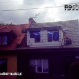 Katowice - przebudowa dachu