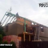 Mysłowice - podniesienie dachu