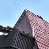 Przedłużenie dachu do ocieplenia