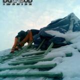 Technologia robót dekarskich prowadzonych zimą